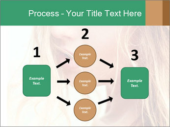 Beautiful girl PowerPoint Templates - Slide 92