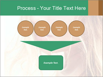 Beautiful girl PowerPoint Templates - Slide 93