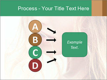 Beautiful girl PowerPoint Templates - Slide 94