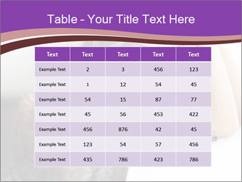 The beautiful young girl PowerPoint Templates - Slide 55