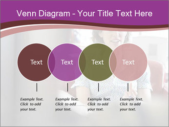 Young businesswoman PowerPoint Template - Slide 32
