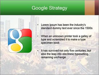Singapore skyline PowerPoint Template - Slide 10