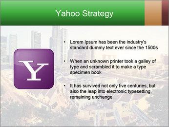 Singapore skyline PowerPoint Template - Slide 11