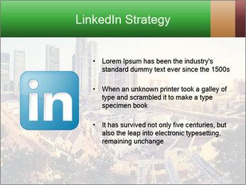 Singapore skyline PowerPoint Template - Slide 12