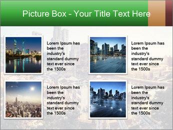 Singapore skyline PowerPoint Template - Slide 14