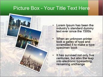 Singapore skyline PowerPoint Template - Slide 17