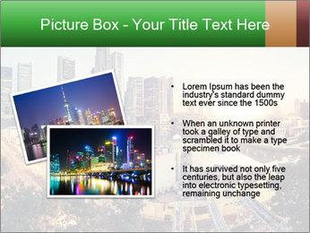 Singapore skyline PowerPoint Template - Slide 20