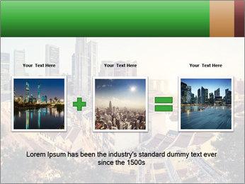 Singapore skyline PowerPoint Template - Slide 22