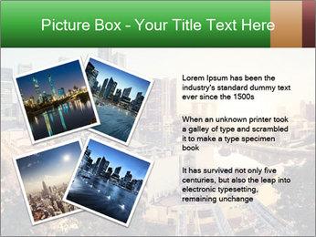 Singapore skyline PowerPoint Template - Slide 23
