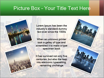 Singapore skyline PowerPoint Template - Slide 24