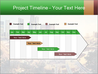 Singapore skyline PowerPoint Template - Slide 25