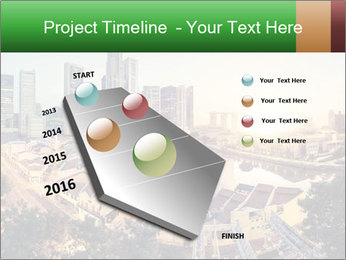 Singapore skyline PowerPoint Template - Slide 26
