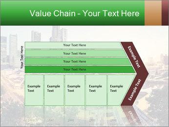 Singapore skyline PowerPoint Template - Slide 27