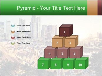 Singapore skyline PowerPoint Template - Slide 31
