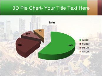 Singapore skyline PowerPoint Template - Slide 35