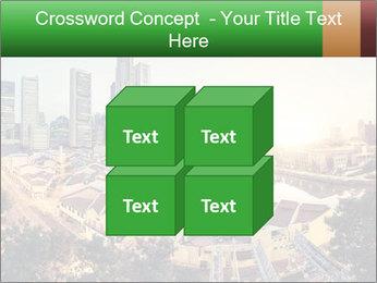 Singapore skyline PowerPoint Template - Slide 39