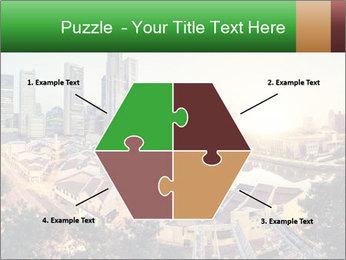Singapore skyline PowerPoint Template - Slide 40