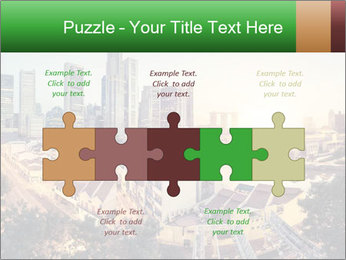 Singapore skyline PowerPoint Template - Slide 41