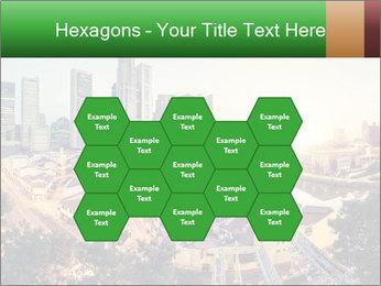 Singapore skyline PowerPoint Template - Slide 44