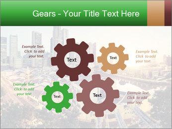 Singapore skyline PowerPoint Template - Slide 47