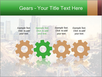 Singapore skyline PowerPoint Template - Slide 48
