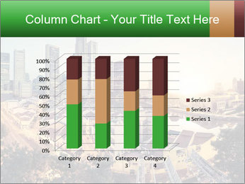 Singapore skyline PowerPoint Template - Slide 50