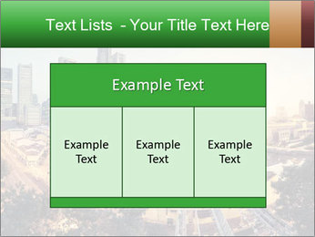 Singapore skyline PowerPoint Template - Slide 59