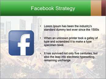 Singapore skyline PowerPoint Template - Slide 6