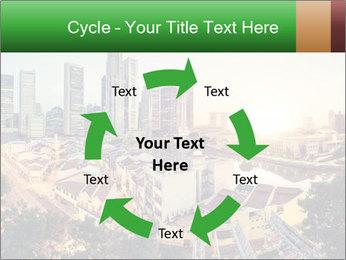 Singapore skyline PowerPoint Template - Slide 62