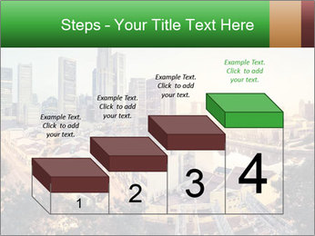 Singapore skyline PowerPoint Template - Slide 64