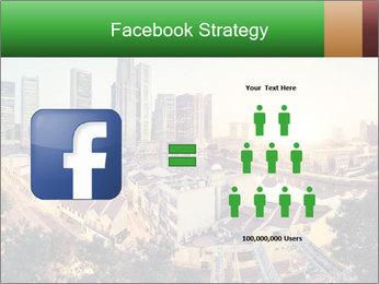 Singapore skyline PowerPoint Template - Slide 7