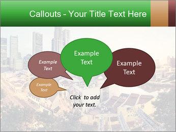 Singapore skyline PowerPoint Template - Slide 73