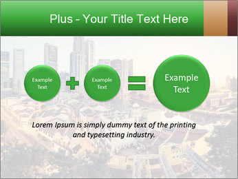 Singapore skyline PowerPoint Template - Slide 75