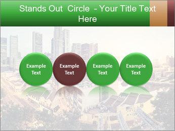 Singapore skyline PowerPoint Template - Slide 76