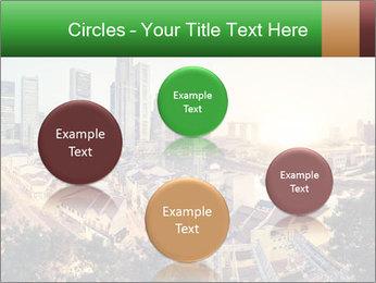 Singapore skyline PowerPoint Template - Slide 77