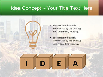 Singapore skyline PowerPoint Template - Slide 80
