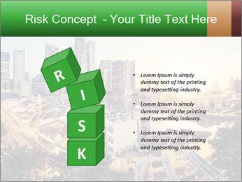 Singapore skyline PowerPoint Template - Slide 81