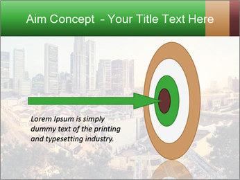 Singapore skyline PowerPoint Template - Slide 83