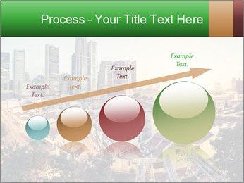 Singapore skyline PowerPoint Template - Slide 87