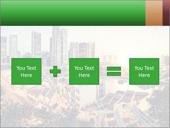 Singapore skyline PowerPoint Template - Slide 95