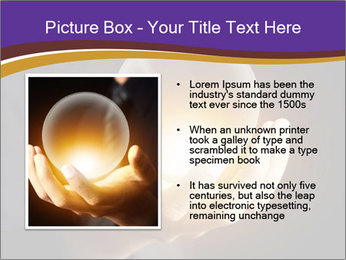 Crystal Ball PowerPoint Templates - Slide 13
