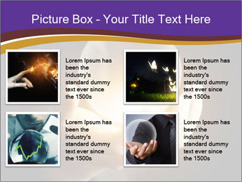 Crystal Ball PowerPoint Templates - Slide 14