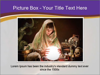 Crystal Ball PowerPoint Templates - Slide 15