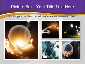 Crystal Ball PowerPoint Templates - Slide 19