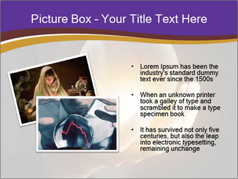 Crystal Ball PowerPoint Templates - Slide 20