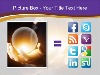Crystal Ball PowerPoint Templates - Slide 21