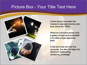 Crystal Ball PowerPoint Templates - Slide 23