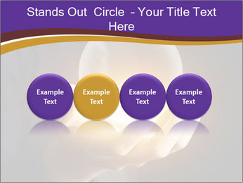 Crystal Ball PowerPoint Templates - Slide 76