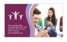 0000094423 Business Card Template
