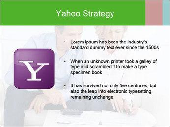 Mature couple PowerPoint Templates - Slide 11